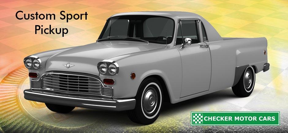 Checker Motor Cars