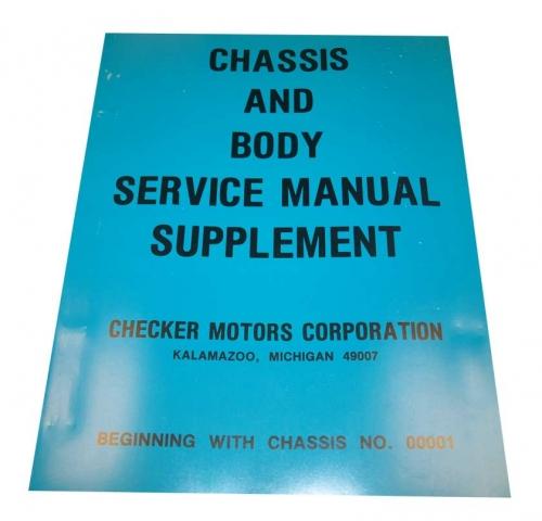 10126_Chasis&BodyServiceManual