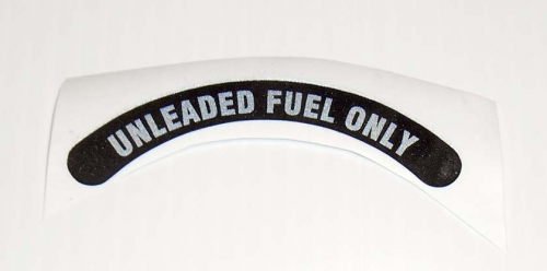 10155_UnleadedFuelDecal